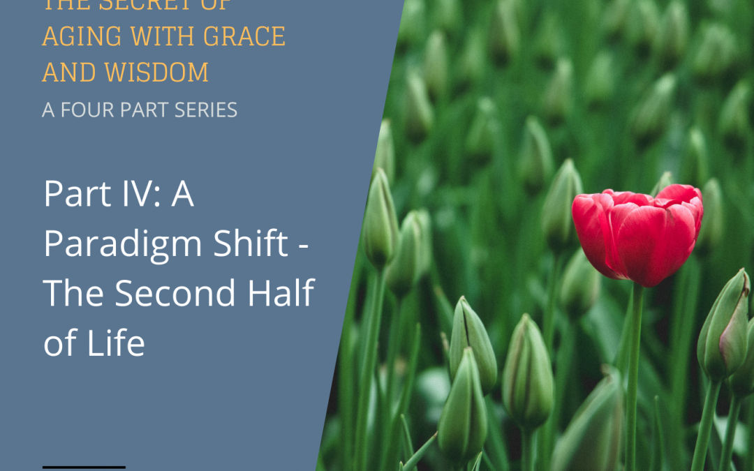 Part IV: A Paradigm Shift —The Second Half of Life